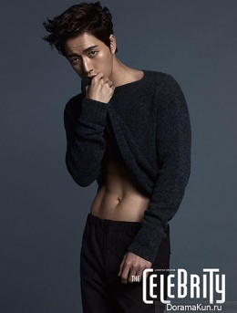 Park Hae Jin для The Celebrity January 2014