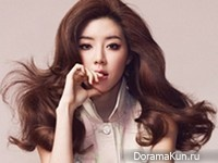Park Han Byul для W Korea May 2013