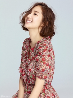 Park Min Young для Basic House 2012