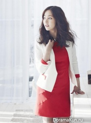 Park Min Young для Compagna Spring 2013 Ads