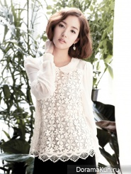 Park Min Young для Compagna Spring Catalog 2012