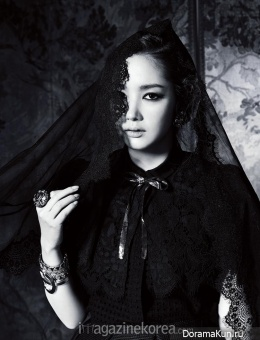 Park Min Young для Harper's Bazaar Magazine May 2014