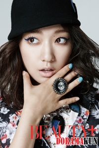 Park Shin Hye для Beauty+ July 2012