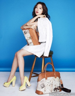 Park Shin Hye для SONOVI 2013 Collection