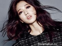 Park Shin Hye для W Korea September 2014