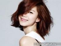 Park Soo Jin для Elle June 2014