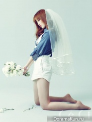 Secret (Sunhwa) для CeCi May 2013