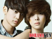 Minho (SHINee), Sulli (f(x)) для Vogue Girl Korea 2012 Extra