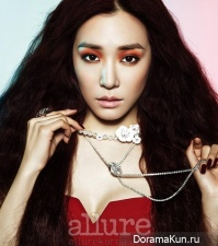 SNSD (Tiffany) для Allure Korea September 2013