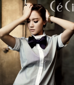 Jessica (SNSD) для CéCi Korea October 2011