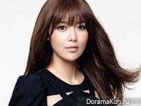 Sooyoung (SNSD) для DOUBLE M 2013 CF