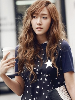 Jessica (SNSD) для Jessica Time by Coming Step