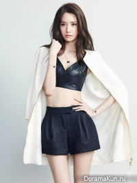 SNSD (Yoona) для Marie Claire April 2014