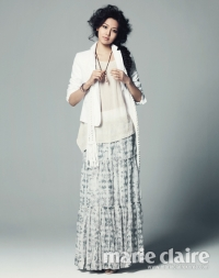 SNSD's Sooyoung для Marie Claire Korea May 2012