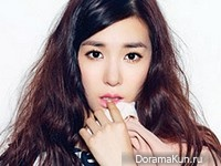 SNSD (Tiffany) для Vogue Girl Korea September 2013 Extra