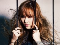 SNSD's Jessica для W Korea September 2012