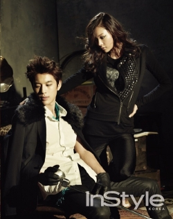 SE7EN для InStyle Korea October 2010