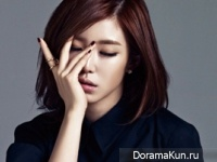 Secret (HyoSung) для Esquire May 2014