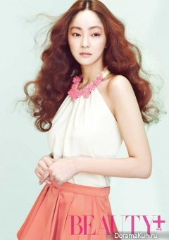 Seo Hyo Rim для Beauty Plus March 2013