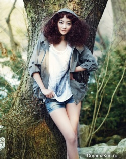 Seo Hyo Rim для Topgirl Spring Catalogue 2012