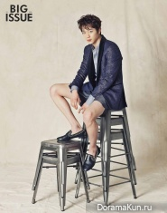 Seo Kang Joon для Big Issue Korea No. 085