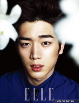 Seo Kang Joon для Elle Magazine June 2014