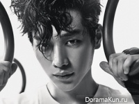 Seo Kang Joon для Vogue Magazine March 2014