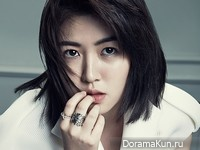 Shim Eun Kyung для First Look Vol. 60