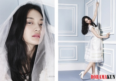 Shin Min Ah для High Cut Vol. 80 Extra