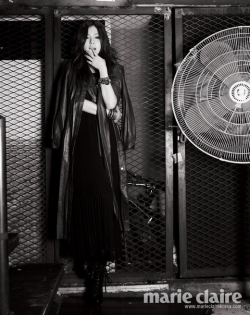 Shin Se Kyung для Marie Claire Korea September 2011