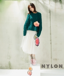 Shin Se Kyung для Nylon Korea September 2011