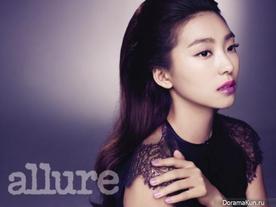 Sistar (Bora) для Allure Korea May 2013