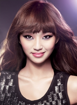 SISTAR's Hyorin для Banila Co. Fall 2011 Ad Campaign
