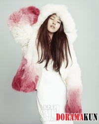 SISTAR для Vogue Girl Korea August 2012
