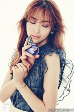 Sistar (Dasom) для Vogue Girl Magazine May 2014