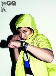 So Ji Sub для GQ China June 2012