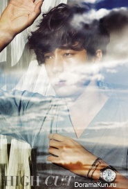 So Ji Sub для High Cut Vol. 90