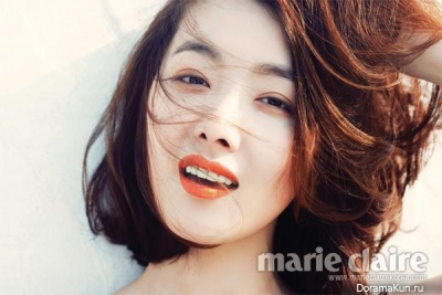 So Yi Hyun для Marie Claire March 2013