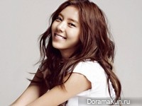 Son Dam Bi для Cosmopolitan Korea September 2012