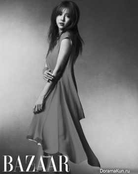 Son Dam Bi для Harper's Bazaar Korea May 2013