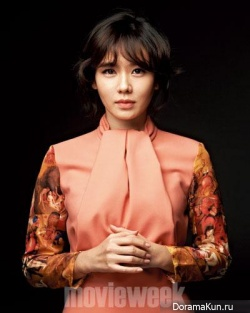 Son Ye Jin для Movieweek December 2012