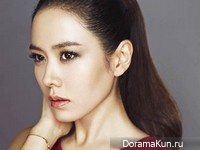 Son Ye Jin для SURE Korea October 2013