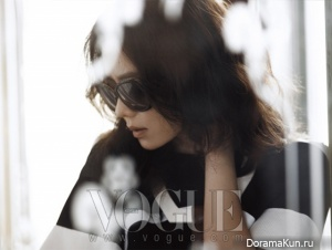 Son Ye Jin для Vogue Korea 2012