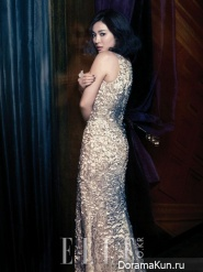 Song Hye Kyo для Elle January 2013 Extra