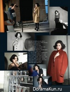 Song Hye Kyo для Harper's Bazaar Korea October 2013 Extra