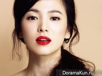 Song Hye Kyo для Harper's Bazaar China October 2013