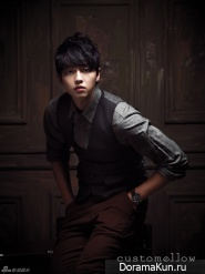Song Joong Ki для Customellow 2012 CF