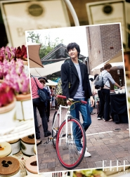 Song Joong Ki для Elle Korea January 2011
