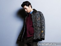 Song Joong Ki для First Look Vol. 28