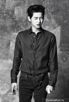Song Joong Ki для High Cut Vol. 92 Extra